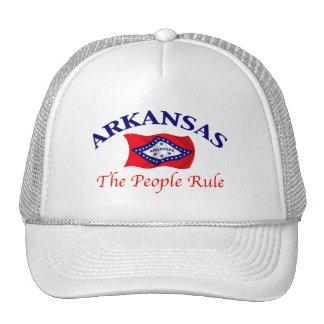 Arkansas Motto Trucker Hats