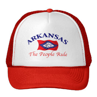 Arkansas Motto Trucker Hat