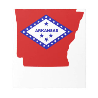 Arkansas. Notepad