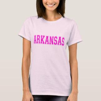 Arkansas Pink T T-Shirt