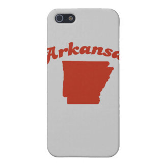 ARKANSAS Red State Covers For iPhone 5