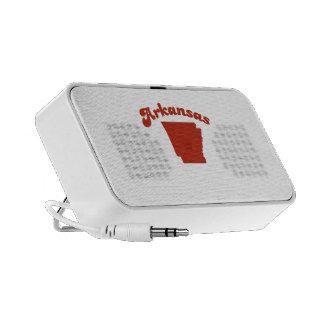 ARKANSAS Red State Laptop Speaker