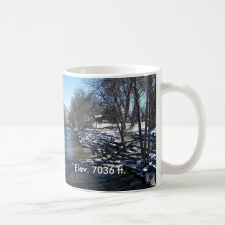 Arkansas River, Salida, Colorado Coffee Mug
