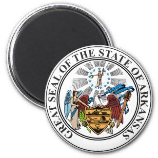 Arkansas Seal Magnet