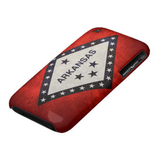 Arkansas State Flag iPhone 3 Covers