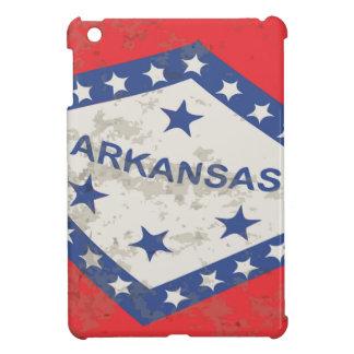 Arkansas State Flag Grunge iPad Mini Cover