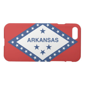 Arkansas State Flag iPhone 7 Case