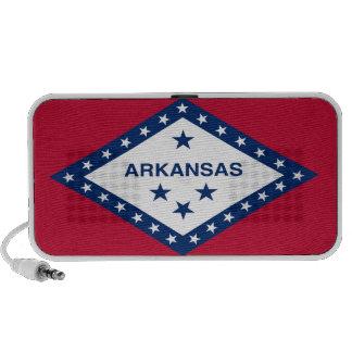 Arkansas State Flag Mini Speakers