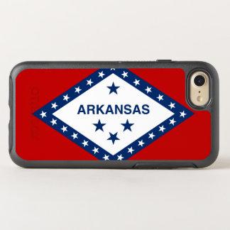 Arkansas State Flag OtterBox Symmetry iPhone 8/7 Case