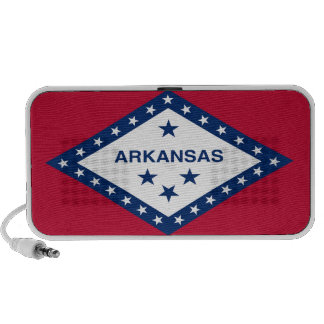 Arkansas State Flag PC Speakers