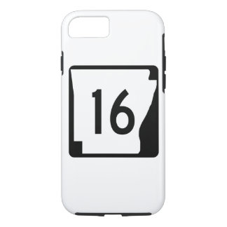 Arkansas State Route 16 iPhone 7 Case