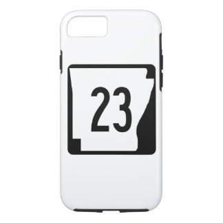 Arkansas State Route 23 iPhone 7 Case
