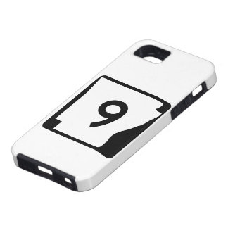 Arkansas State Route 9 Tough iPhone 5 Case