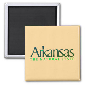 Arkansas The Nature State Magnet