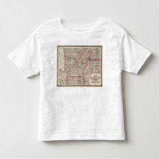 Arkansas Toddler T-Shirt