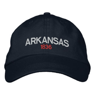 Arkansas Union Admission Hat Embroidered Hat