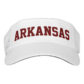 Arkansas Visor