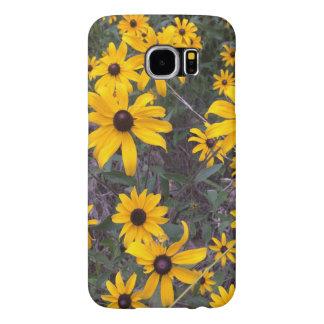 Arkansas Wildflower Black-Eyed Susans Galaxy S6 Samsung Galaxy S6 Cases