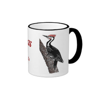 Arkansas Woodpecker Mug
