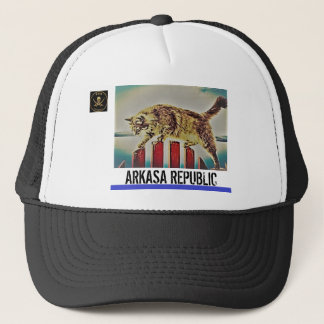 Arkasa Republic Trucker Hat