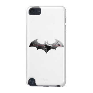Arkham City Bat Symbol iPod Touch (5th Generation) Cases