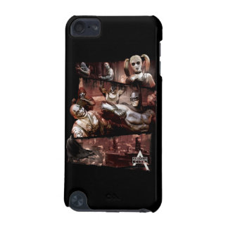 Arkham City Characters Trifold iPod Touch (5th Generation) Cases