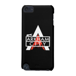 Arkham City Logo White iPod Touch 5G Cover