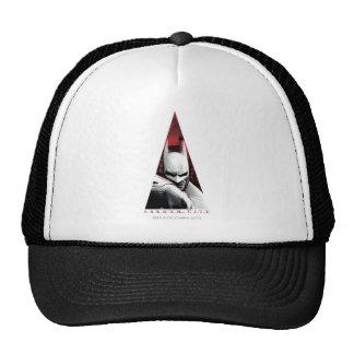 Arkham City Triangle Cap