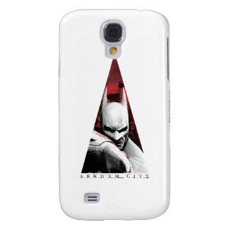 Arkham City Triangle Galaxy S4 Case
