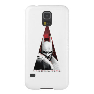 Arkham City Triangle Galaxy S5 Cases