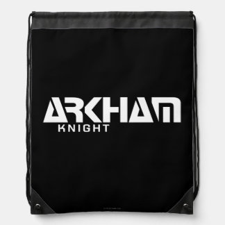 Arkham Knight Graphic Drawstring Bag