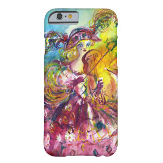 ARLECCHINA  VIOLINIST / Venetian Carnival Night Barely There iPhone 6 Case
