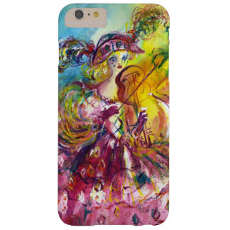 ARLECCHINA  VIOLINIST / Venetian Carnival Night Barely There iPhone 6 Plus Case