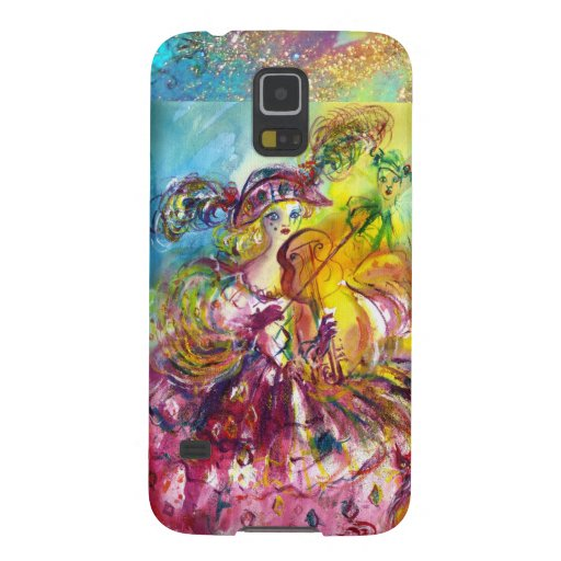 ARLECCHINA  VIOLINIST / Venetian Carnival Night Galaxy Nexus Covers