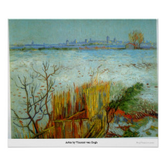 Arles by Vincent van Gogh Posters