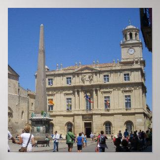 Arles - poster