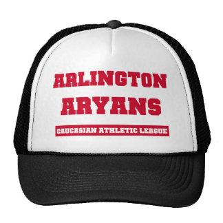 Arlington Aryans Mesh Hats