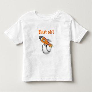 Arlington Blastball Toddler T-Shirt
