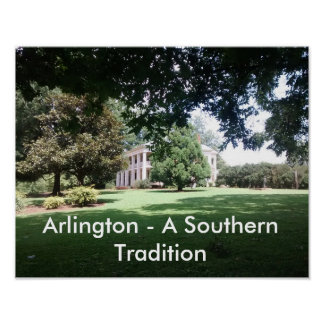 Arlington Home, 14x11 photo print