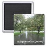 Arlington National Cemetery Square Magnet Fridge Magnets