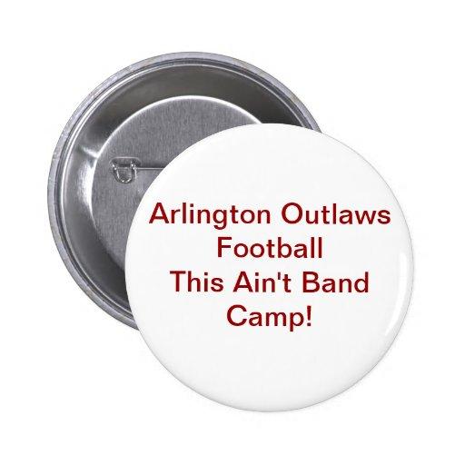 Arlington Outlaws Team Logo Buttons