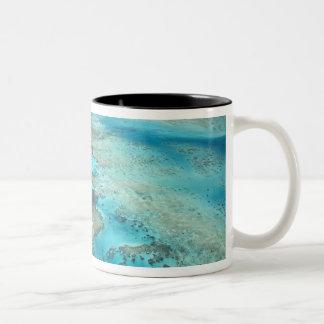 Arlington Reef, Great Barrier Reef Marine Park, Two-Tone Mug