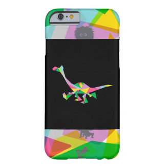 Arlo Abstract Silhouette Barely There iPhone 6 Case