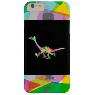 Arlo Abstract Silhouette Barely There iPhone 6 Plus Case