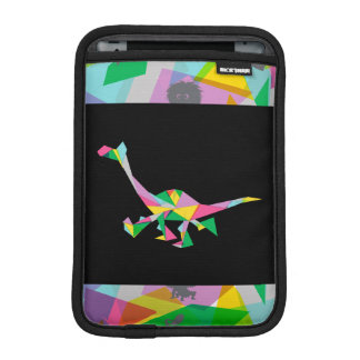 Arlo Abstract Silhouette iPad Mini Sleeve