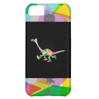 Arlo Abstract Silhouette iPhone 5C Case