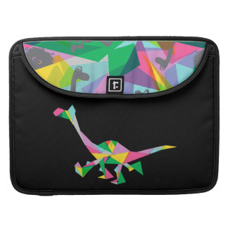 Arlo Abstract Silhouette Sleeve For MacBook Pro