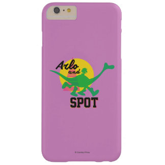 Arlo And Spot Sunset Barely There iPhone 6 Plus Case