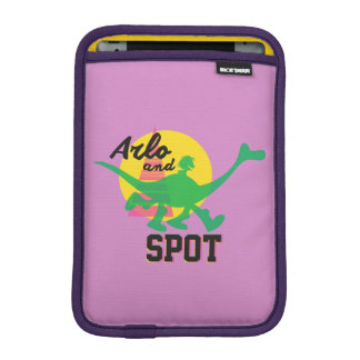 Arlo And Spot Sunset iPad Mini Sleeve