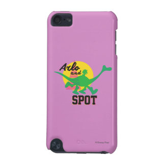 Arlo And Spot Sunset iPod Touch 5G Cover
